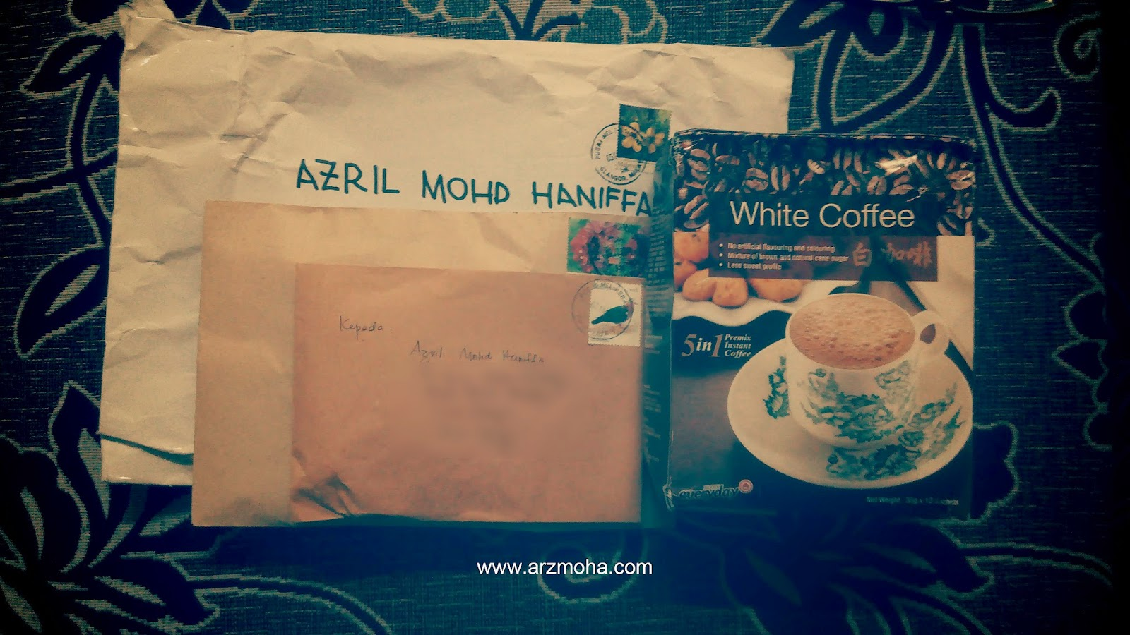 hadiah, blogger, istimewa dari blogger, sabtu yang ceria, arzmoha, jurufoto, gambar cantik