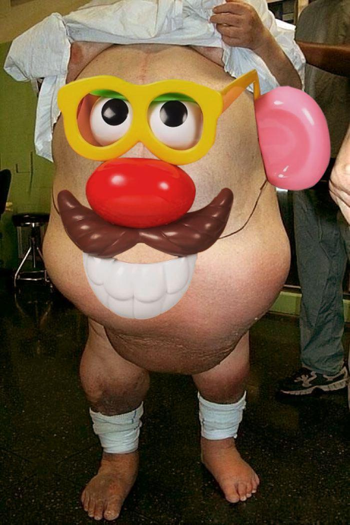 El mejor disfraz de estos carnavales