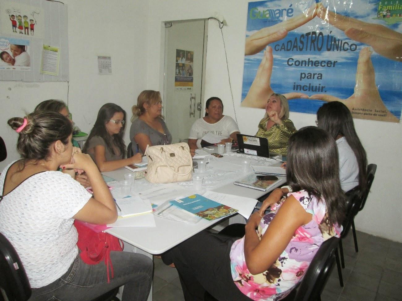 1ª Reunião Técnica do Selo Unicef