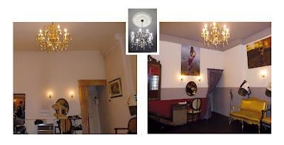 Avant / après travaux au Studio 54, conseils en emménagement et décoration réalisés par Delphine Azaïs.