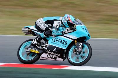 Hasil Lengkap Latihan Bebas 1 Moto3 Assen, Belanda 2015