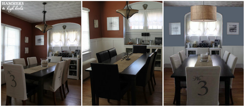 I Have To Say It Was Pretty Fun Compare The Three Looks Side By And For Guess Could Its One Room Four Ways If You Count