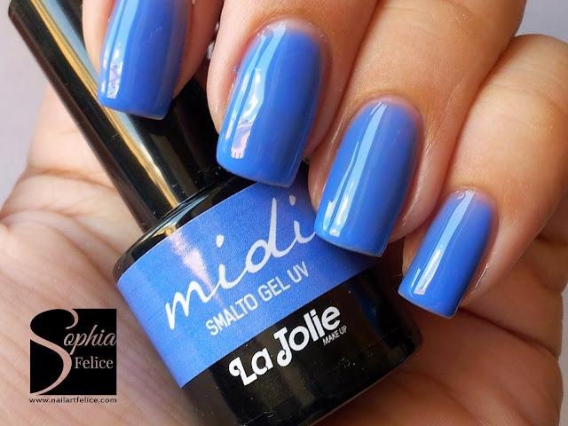 Smalto Semipermanente Midi La Jolie n.39