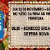 Sábado é dia de arte, cultura e alegria em Limoeiro