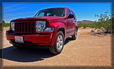 Jeep Liberty 3.7 liter V6 Engine