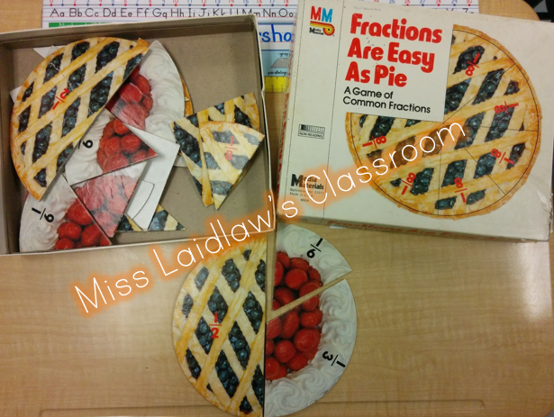 Fractions Are As Easy As Pie