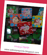 Souvenirs (birthday party, christening, give aways)
