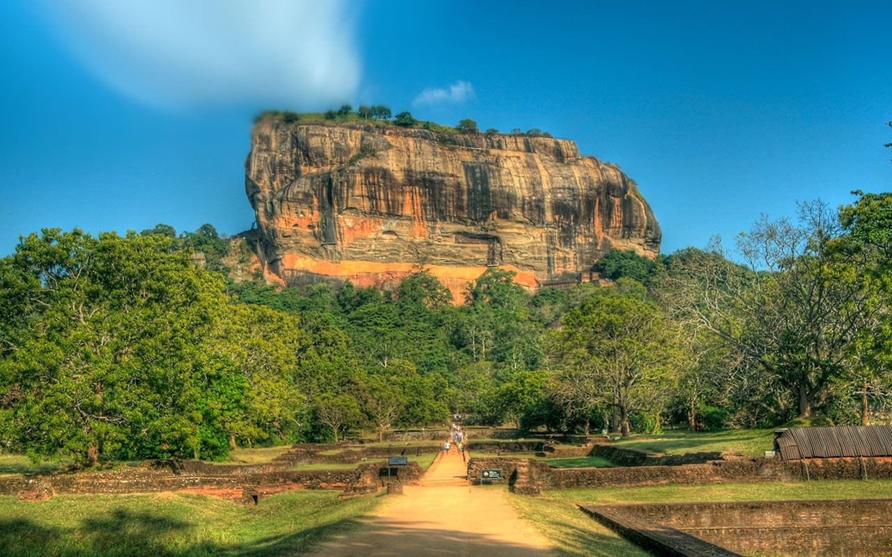 Sigiriya Sri Lanka  city photos gallery : Everything you need is here: Sigiriya