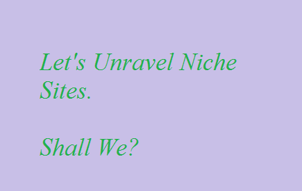 Niche-Site