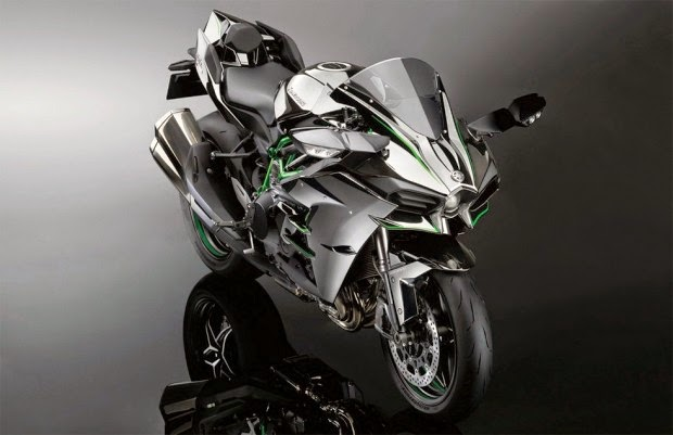 Kawasaki Ninja launches H2 for $ 120,000