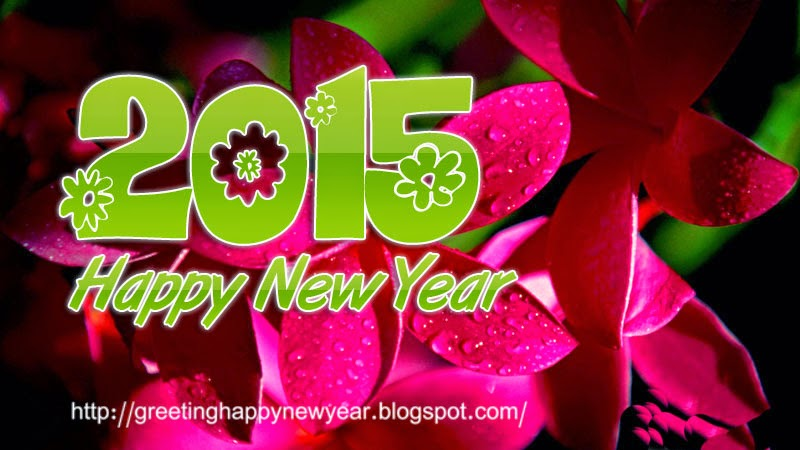 Happy New Year 2015 Best Wishing Wallpapers