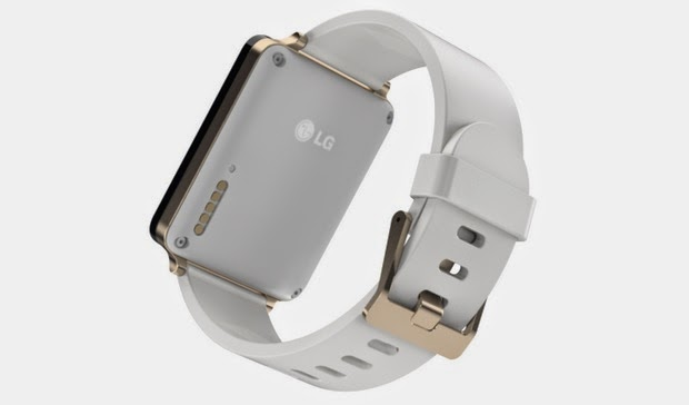 Design LG G WATCH