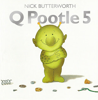 Q Pootle 5 Nick Butterworth Book Cover
