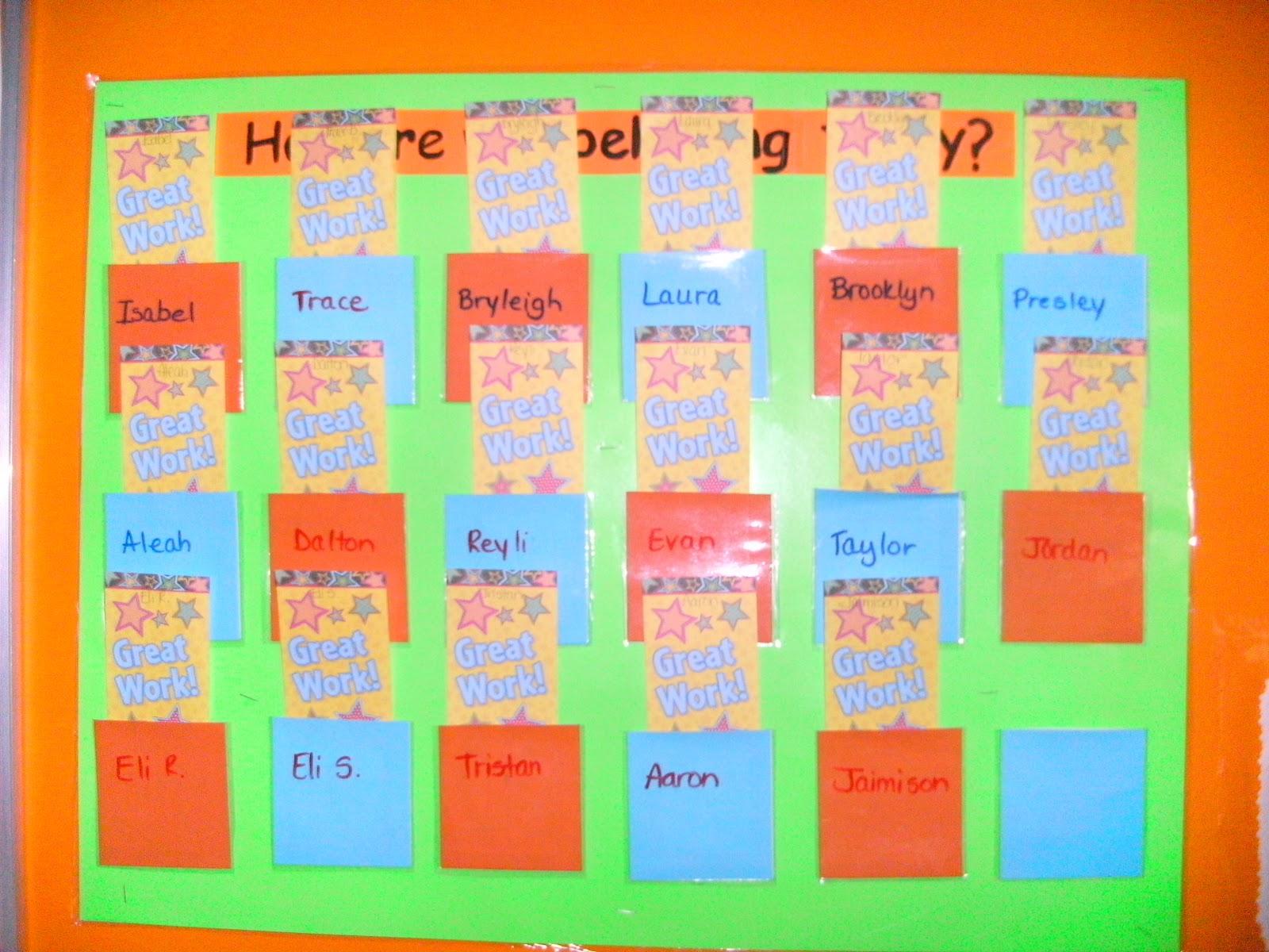 My Preschool Daze: February 2012