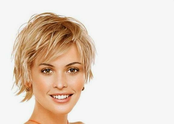 best short hairstyles for fine thin hair}