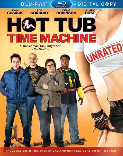 time machine movie 2010. Hot Tub Time Machine(2010)