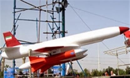 UAV tấn công Shahed-129 của Iran