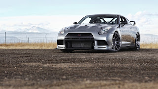 Nissan GTR Wallpaper