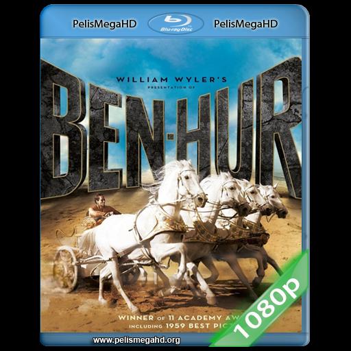 BEN-HUR (1959) FULL 1080P HD MKV ESPAÑOL LATINO