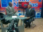 vea en vivo  Entre Noticias los sabados a las 8 pm