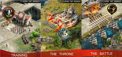Clash Of Kings V1.1.13 MOD Apk Gratis Terbaru