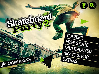 Skateboard Part 2 v1.0 Apk Full Download