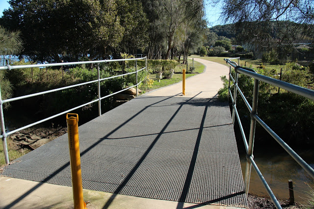Kincumber walking/cycle path