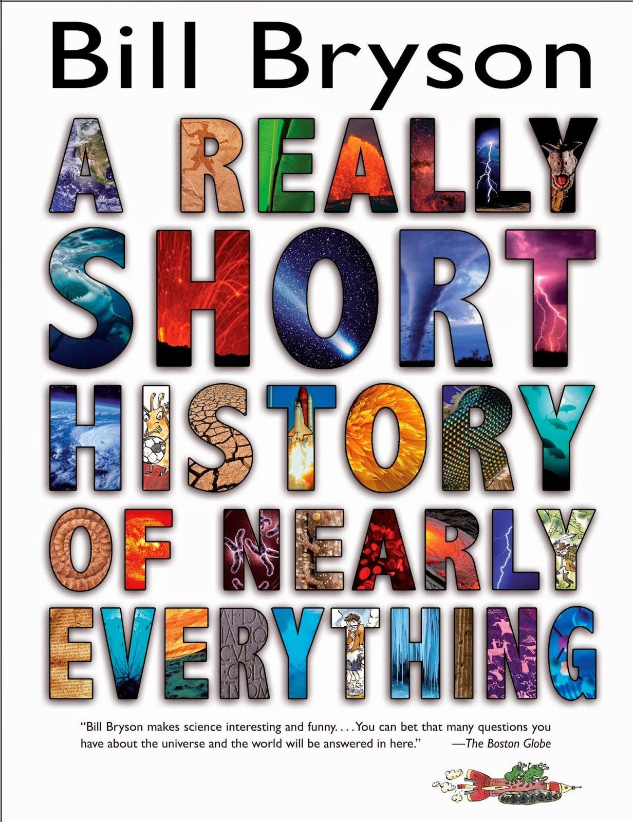 Book Review A Really Short History Of Nearly Everything