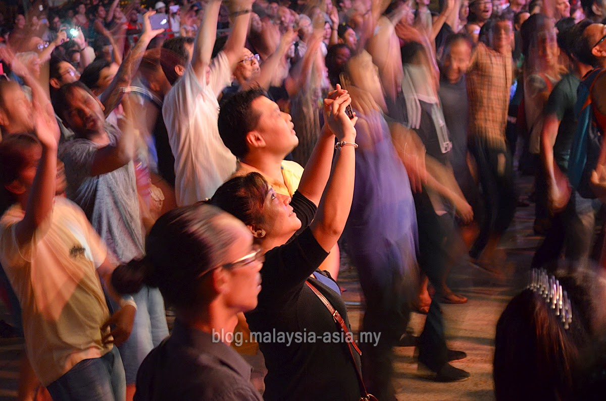 Crowd at MMF 2015