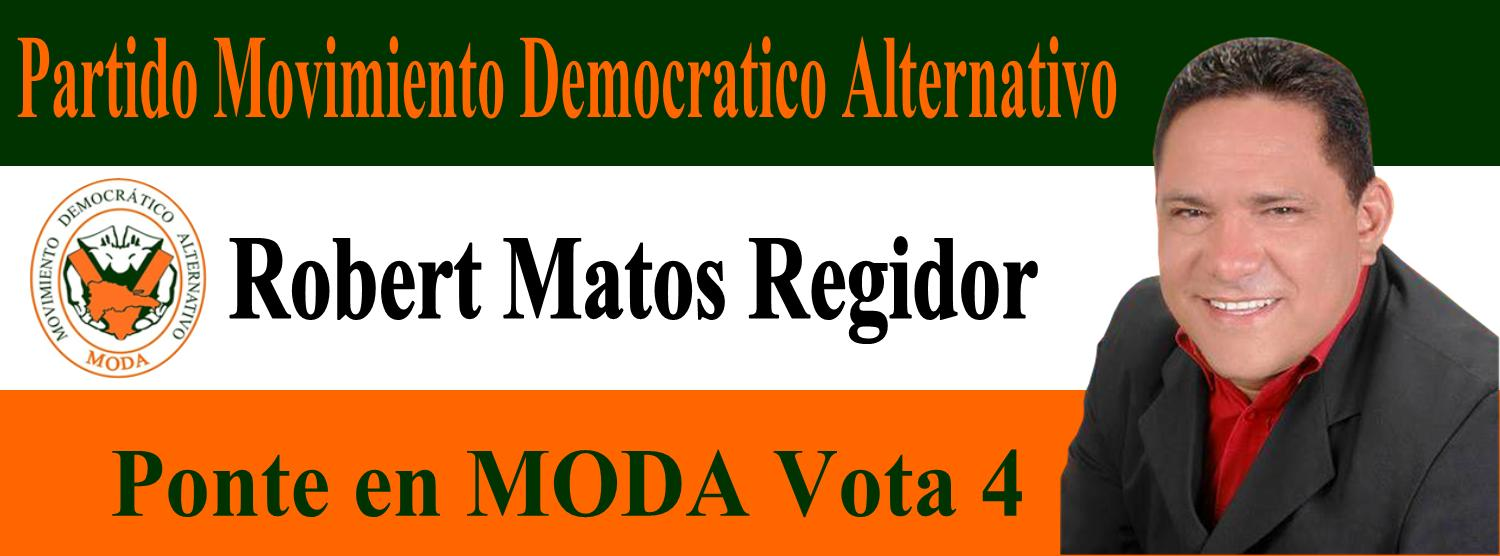 Robert Matos Regidor
