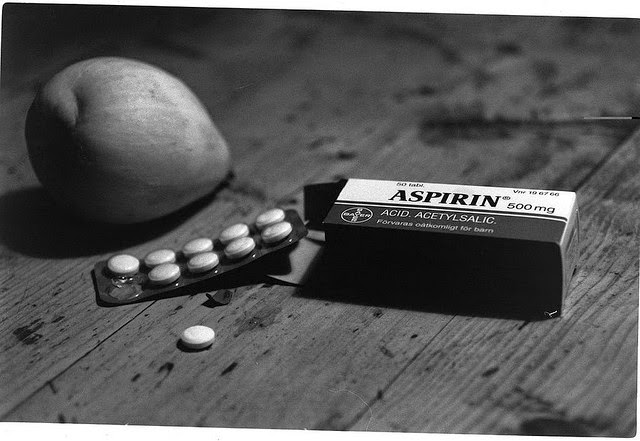 Aspirin for stroke