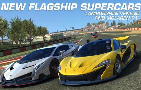 賽車遊戲 APP 推薦:真實賽車3 APK / APP 下載,Real Racing 3 APK For Android