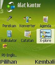 N70 menu