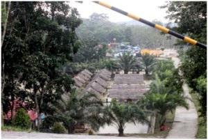 Wisata Keluarga Lembah Hijau Lestari Bontang