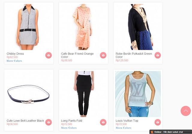 Baju Grosir Wanita Laku.com