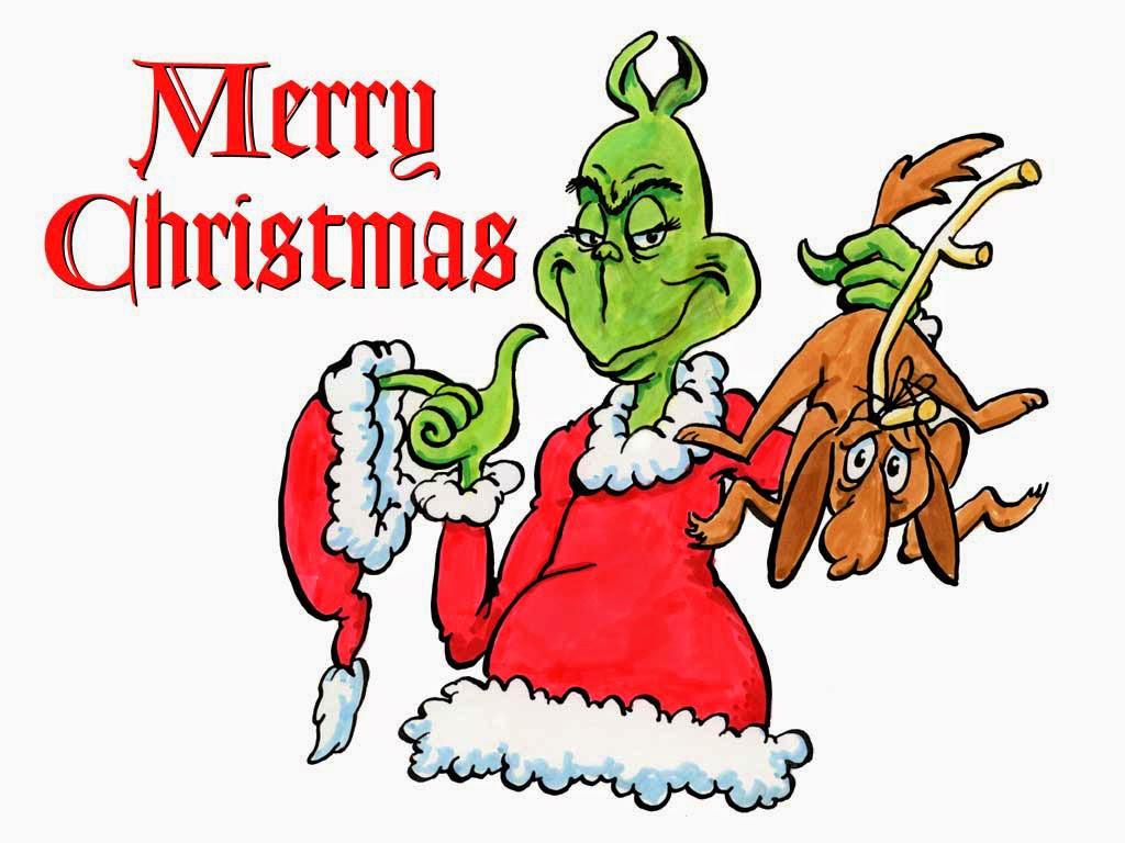Whoopidooings: Grinch Christmas