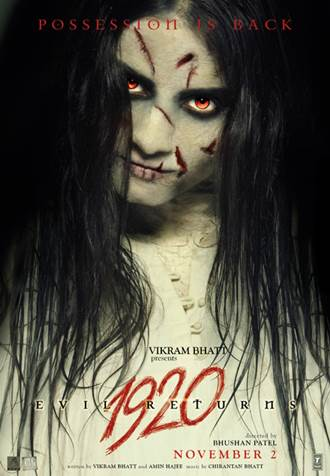 1920 Evil Returns DVDRip Audio Indu Subtitulada 2012