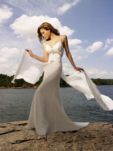 vestidos de novia baratas: El vestido de novia Webs