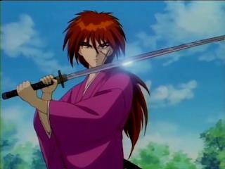 kenshin himura anime picture 1