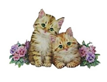 I LOVE CATS AND PANSY..