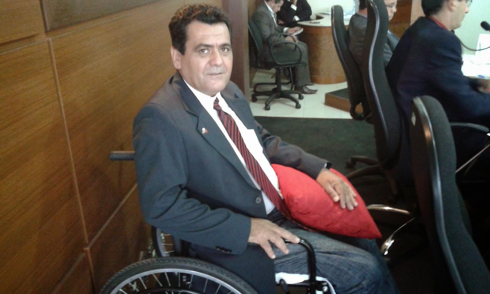 Jacobina: Vereador Rone do Junco retorna à Câmara de Vereadores