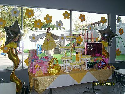 Fiestas Infantiles, Decoracion con Buhos y Lechuzas