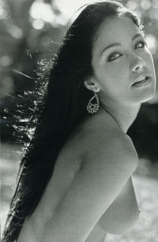 Revista Playboy Helen Ganzarolli Gata Da