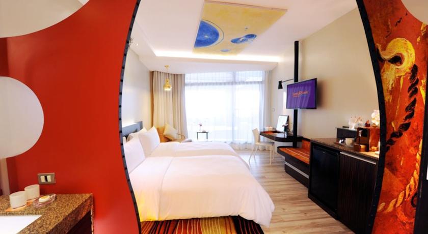 Thailand Pattaya Siam @ Siam Design Hotel Pattaya