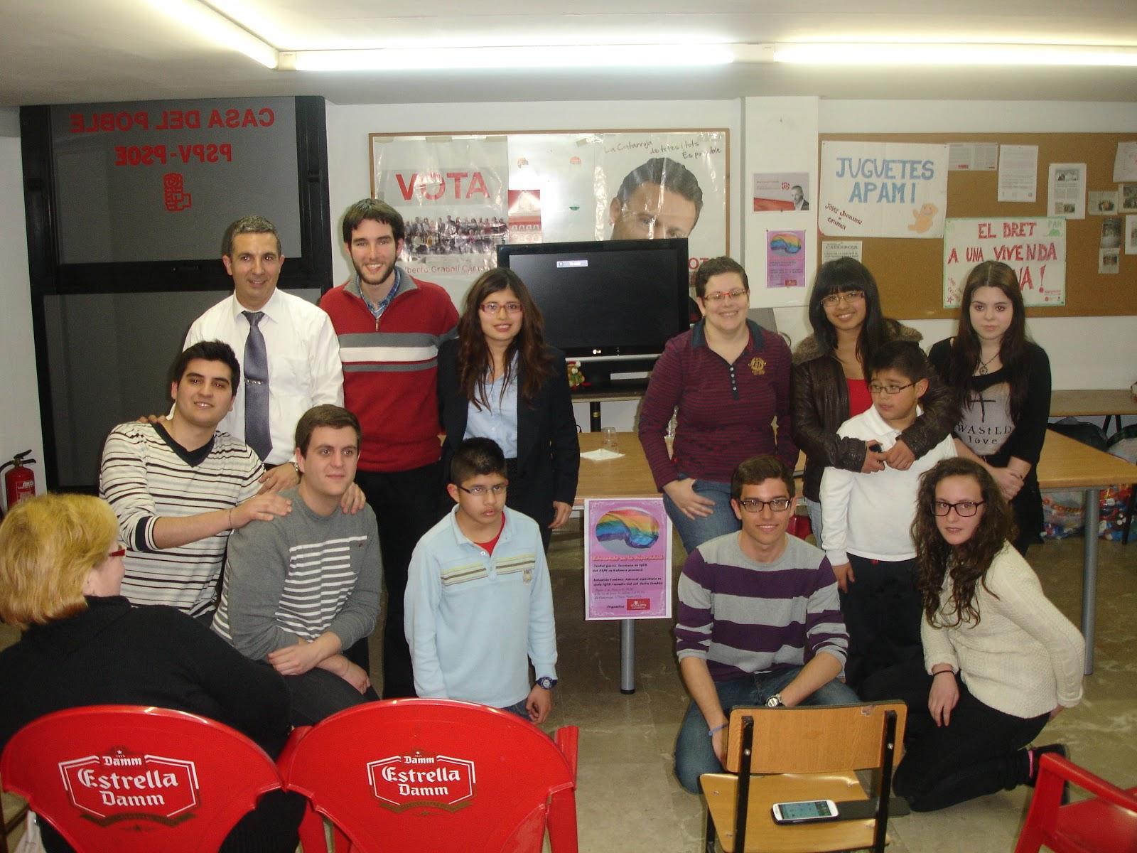 Joventuts socialistes de catarroja joves socialistes de - El tiempo en catarroja ...