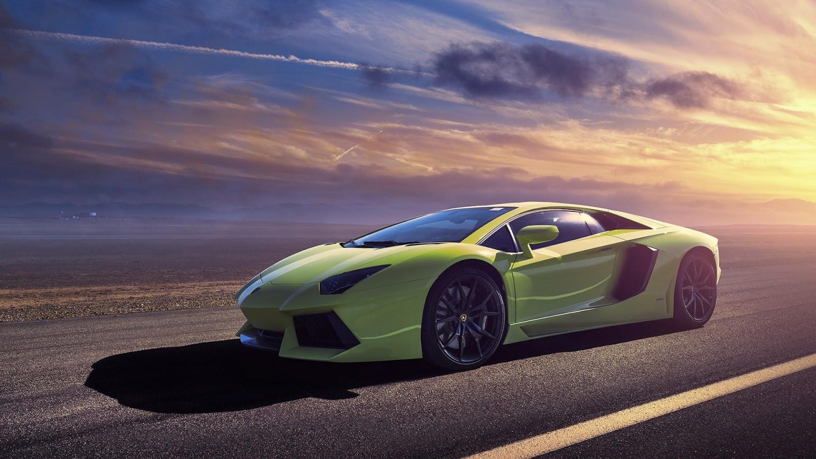 Lamborghini car high resolution pictures