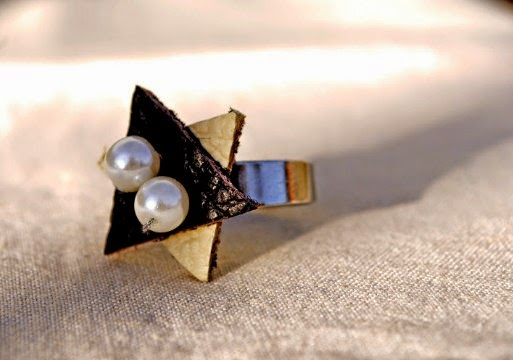 http://www.behindmydesk.com/tips-and-diy-projects/2012/diy-leather-triangle-ring
