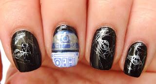 R2-D2 Nail