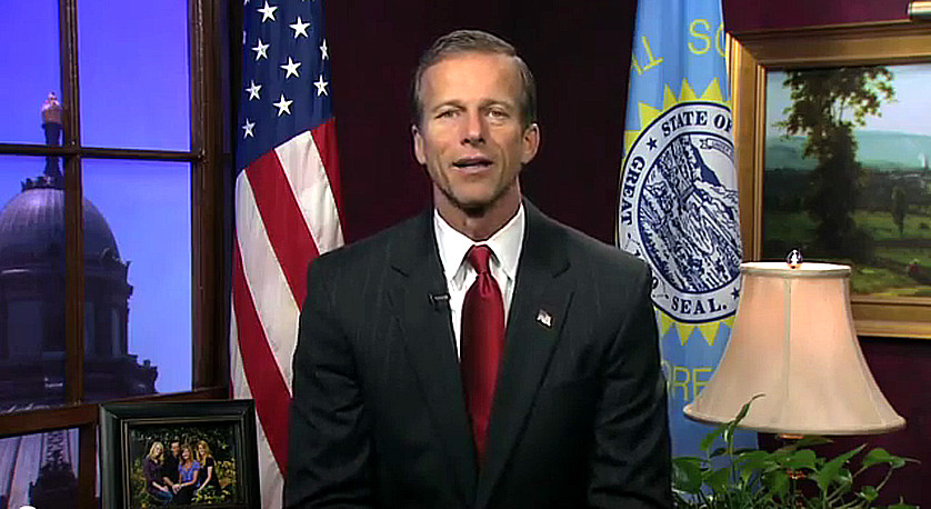 John Thune Weekly Republican Address