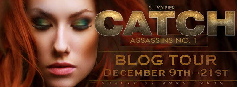 Catch Blog Tour Stop - Dec. 15